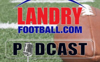 Landry Football, NFL, College Football