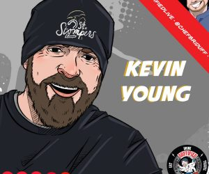 Kevin Young, Chef Brian Duffy, Duffified Live