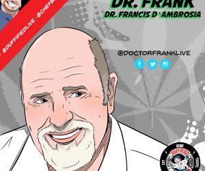 Duffifed Live, Chef, Brian Duffy, Cannabis