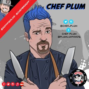 Chef Brian Duffy, Duffified Live