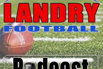 Chris Landry, Football