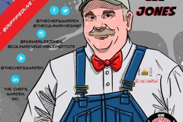 Farmer Lee Jones, Brian Duffy, Farming