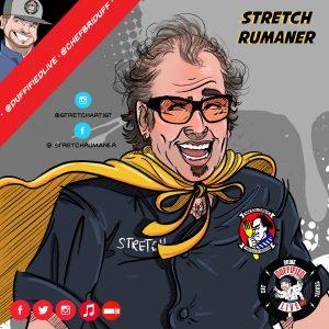 Stretch Rumaner, Brian Duffy